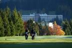 Golfplatz Davos