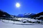 Klosters im Winter