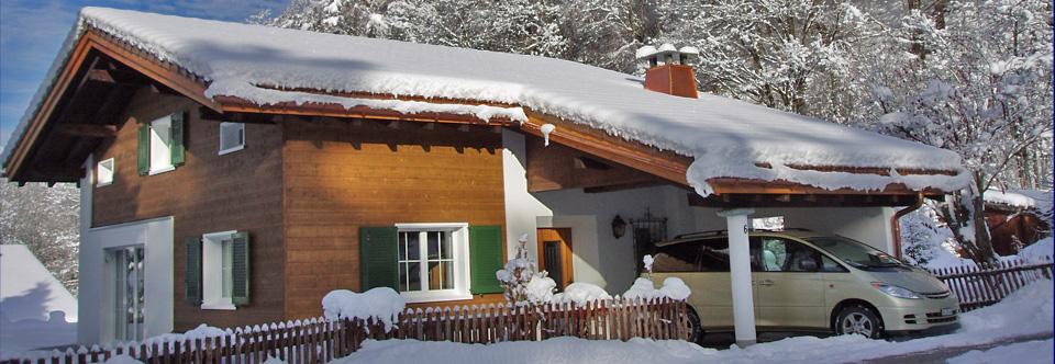 Ferienhaus in Klosters