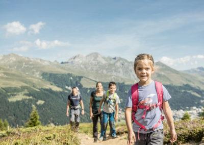 Wandern in Klosters-Davos