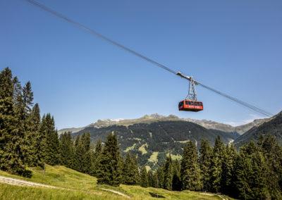 Gotschna-Bahn in Klosters